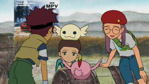 Rating: Safe Score: 19 Tags: animated artist_unknown character_acting digimon digimon_adventure digimon_adventure_02_ogon_no_digimentaru running User: zztoastie