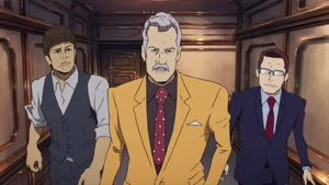 Rating: Safe Score: 8 Tags: animated artist_unknown character_acting lupin_iii lupin_iii_fujiko_mine's_lie walk_cycle User: ken