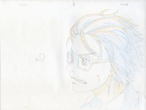 Rating: Safe Score: 0 Tags: 3-gatsu_no_lion animated artist_unknown genga User: YGP