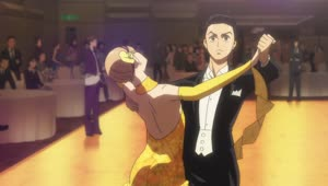 Rating: Safe Score: 25 Tags: animated dancing fabric kazuchika_kise takashi_mukouda welcome_to_the_ballroom User: Bloodystar