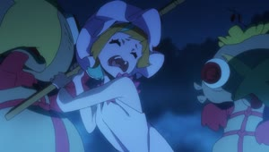 Rating: Safe Score: 9 Tags: animated artist_unknown character_acting fighting kiznaiver smears User: Bloodystar