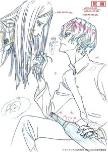 Rating: Safe Score: 3 Tags: acca:_13_ku_kansatsu_ka genga illustration norifumi_kugai User: zztoastie