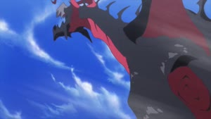 Rating: Safe Score: 47 Tags: animated creatures debris effects fighting flying hair little_witch_academia shuhei_handa smears User: HIGANO