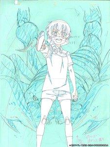 Rating: Safe Score: 9 Tags: artist_unknown genga shakunetsu_no_takkyu_musume User: paohoo_susunn