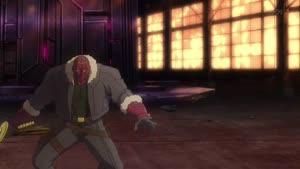 Rating: Safe Score: 38 Tags: akihiro_ota animated disk_wars_avengers effects fighting sparks User: Ashita
