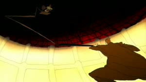Rating: Safe Score: 12 Tags: animated creatures fighting kemonozume smears takashi_hashimoto User: duckroll