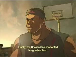 Rating: Safe Score: 39 Tags: animated artist_unknown lebron_james_in_chamber_of_fear live_action sports User: PurpleGeth