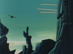 Rating: Safe Score: 25 Tags: animated background_animation dirty_pair effects explosions missiles shoichi_masuo User: MMFS