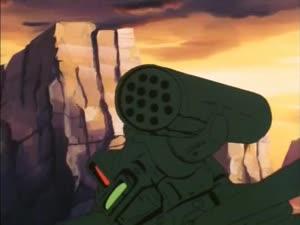 Rating: Safe Score: 5 Tags: animated effects explosions fighting hirotoshi_sano mecha missiles plawres_sanshiro presumed User: dragonhunteriv