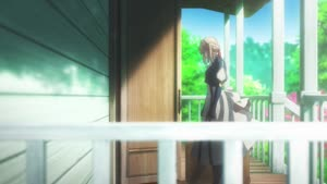 Rating: Safe Score: 15 Tags: animated artist_unknown character_acting fabric hair violet_evergarden User: Ashita