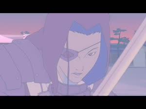 Rating: Questionable Score: 21 Tags: animated artist_unknown effects fighting kai_doh_maru liquid presumed smears yasunori_miyazawa User: kyuudere