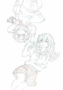 Rating: Safe Score: 52 Tags: genga illustration koe_no_katachi production_materials shinpei_sawa User: khwan