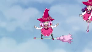 Rating: Safe Score: 26 Tags: animated effects flying mahoutsukai_precure! nishiki_itaoka precure smoke wind User: chii