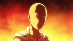 Rating: Safe Score: 85 Tags: animated artist_unknown effects fighting fire one-punch_man User: Ashita