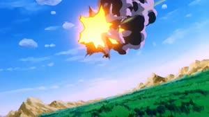Rating: Safe Score: 165 Tags: animated background_animation dragon_ball_series dragon_ball_z dragon_ball_z_5:_the_strongest_rivals effects explosions flying impact_frames yutaka_nakamura User: samoyed