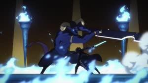 Rating: Safe Score: 49 Tags: animated creatures effects fighting fire koichi_kikuta sword_art_online sword_art_online_series User: Ashita