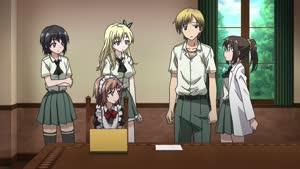 Rating: Safe Score: 16 Tags: akira_hamaguchi animated artist_unknown boku_wa_tomodachi_ga_sukunai character_acting effects fire hair User: Bloodystar