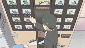 Rating: Safe Score: 14 Tags: animated artist_unknown background_animation nichijou User: Ashita