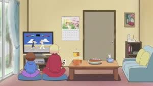 Rating: Safe Score: 11 Tags: animated character_acting smears tetsuya_takeuchi yuri_seijin_naoko-san User: KamKKF