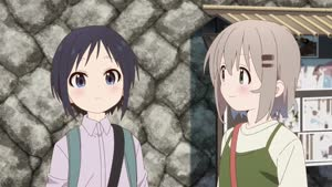 Rating: Safe Score: 13 Tags: animated artist_unknown character_acting yama_no_susume yama_no_susume:_third_season User: Ashita