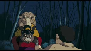 Rating: Safe Score: 2 Tags: animals animated artist_unknown creatures crowd morphing pom_poko User: dragonhunteriv