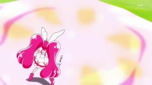 Rating: Safe Score: 10 Tags: animated effects fighting fire kirakira_precure_a_la_mode nishiki_itaoka precure presumed smears wind User: Ashita