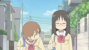 Rating: Safe Score: 26 Tags: animated character_acting nichijou smears tatsuya_satou User: Ashita