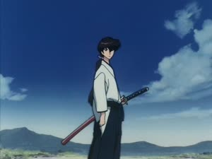 Rating: Safe Score: 85 Tags: animated fighting kazemakase_tsukikage_ran takeshi_koike User: SASMf_1122
