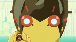 Rating: Safe Score: 240 Tags: animated atom:_the_beginning bahi_jd chikashi_kubota effects fighting mecha smears sparks User: Gem
