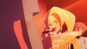 Rating: Safe Score: 67 Tags: animated character_acting dancing hair junpei_tatenaka zombieland_saga User: YGP