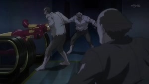 Rating: Safe Score: 16 Tags: akihiro_ota animated disk_wars_avengers effects fighting flying smoke User: Ashita