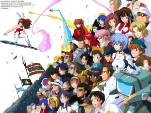 Rating: Safe Score: 14 Tags: daicon_iv flcl his_and_her_circumstances illustration nadia_the_secret_of_blue_water neon_genesis_evangelion shigeto_koyama the_wings_of_honneamise top_wo_nerae!_gunbuster User: MMFS