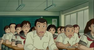 Rating: Safe Score: 7 Tags: animated character_acting megumi_kagawa walk_cycle whisper_of_the_heart User: dragonhunteriv