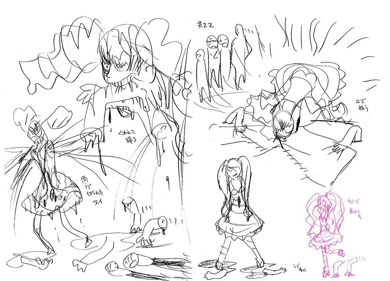 hiroyuki_imaishi kill_la_kill storyboard
