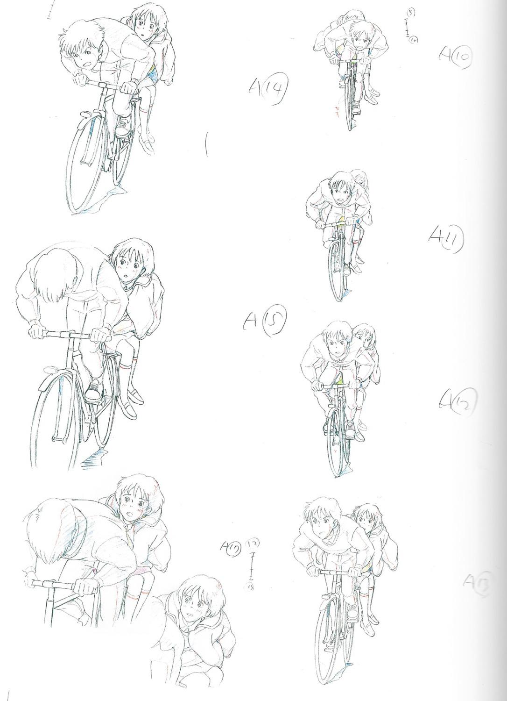 genga whisper_of_the_heart yoshiyuki_momose